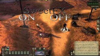 Wasteland 2 - SweetFX Reshade - gameplay PC Improved graphics mod Windows 10