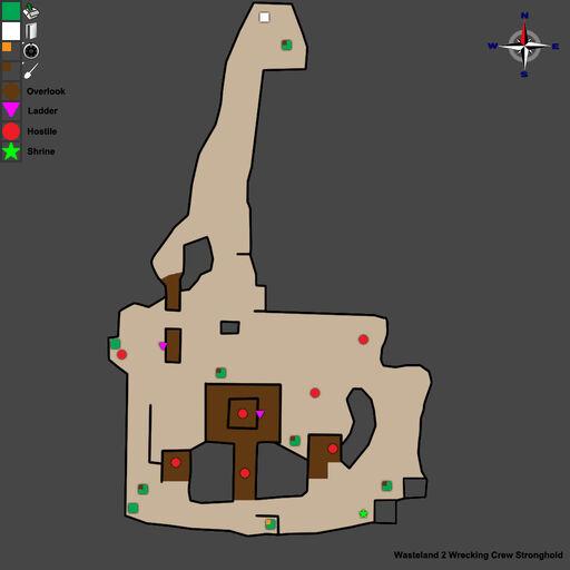 WL2 Wrecking Crew Stronghold Map Walkthrough