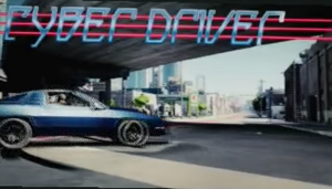 Cyberdriver movie