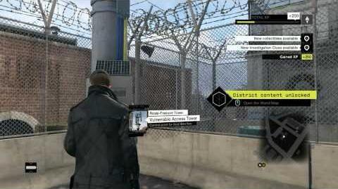 Watch Dogs Walkthrough - Part 51 - Unlocking ctOS (Rossi-Fremont Tower )