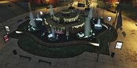 Saffard Memorial Fountain