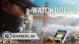 """""""Cyber Driver"""" Gameplay Clip - 16 Minutes of Watch Dogs 2"""