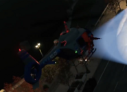 Police Helicopter (Rear)-WatchDogs