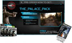Watch Dogs Palace Pack
