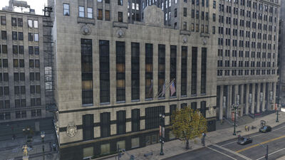 Chicago Commerce Building