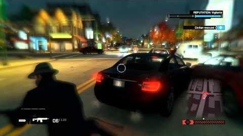 Watch Dogs Walkthrough - Part 122 - Criminal Convoy (Parker Pursuit) Fixer (The Hunter)
