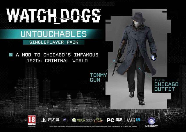 File:Untouchables Pack.jpg