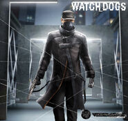 Watch Dogs Cyberpunk Outfit