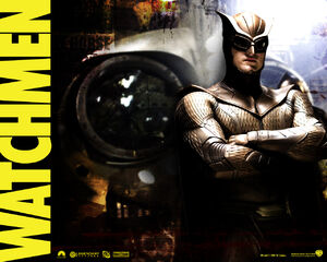 Nite Owl Wallpaper