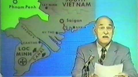 NBS Nightly News with Ted Philips, March 11th 1970