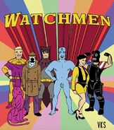 Watchmen Friends