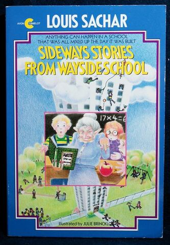 File:Sideways Stories from Wayside School.jpg