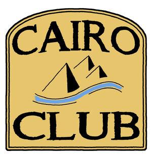 Cairo club sign