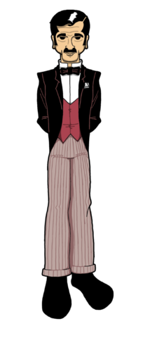 File:Alfred - sticker.png