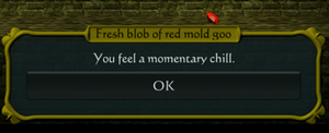 Red Mold Goo Chill