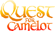 QUEST FOR CAMELOT LOGO