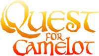 QUEST FOR CAMELOT LOGO