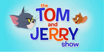 Tom and Jerry Show Title Logo