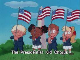 PresidentialKidChorus
