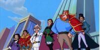 The Legion of Super Writers