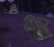 Gshuttle eerie base
