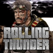 Rolling thunder event