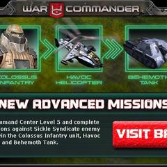 Original 3 Advanced Missions