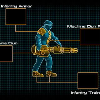 Heavy Gunner Schematic