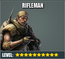 Rifleman - pic photo