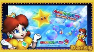 Mario Party 9 Daisy Voice -Rafa Nintendo-