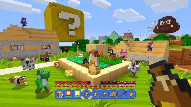 File:Minecraft Wii U Daisy.png