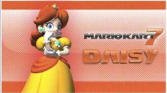 Mario Kart 7 -Daisy- Voice