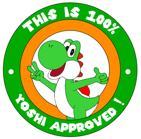File:Yoshi approves label by zefrenchm-d5wazwd.png