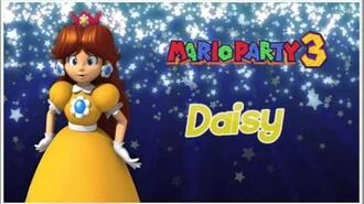 Mario Party 3 -Daisy- Voice