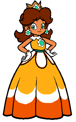 File:Princess Daisy Redesign.png