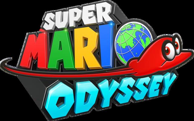 File:Super Mario Odyssey Logo.png