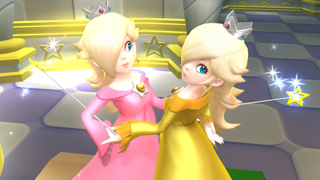 File:SSB4-Wii U Rosalina- Peach and Daisy references.png