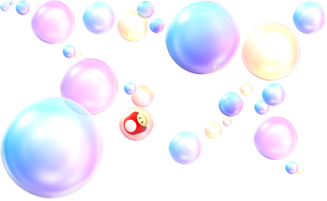File:Bubbles Artwork - Mario Party Island Tour.png