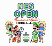 LinkPic 2005 1 6 706 Nes Open Tournament Golf Title