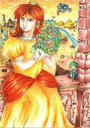 Ode to the princess of sarasaland by rosa lynda-d9zpm90