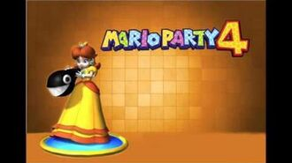 Mario Party 4 -Daisy- Voice