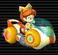 Baby Daisy on the Jet Bubble