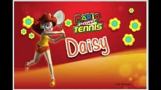 Mario Power Tennis -Daisy- Voice