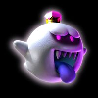 King boo luigis mansion dark moon