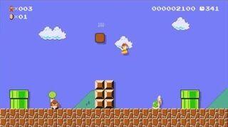 Super Daisy Land (Super Mario Maker) World 1 Part 1