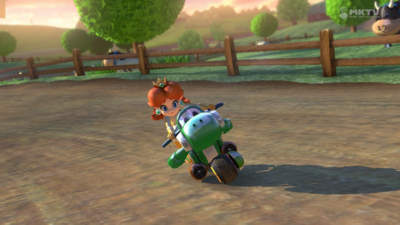 File:Mario kart 8 daisy yoshi bike.png