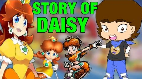 The Life Story Of Princess Daisy - ConnerTheWaffle