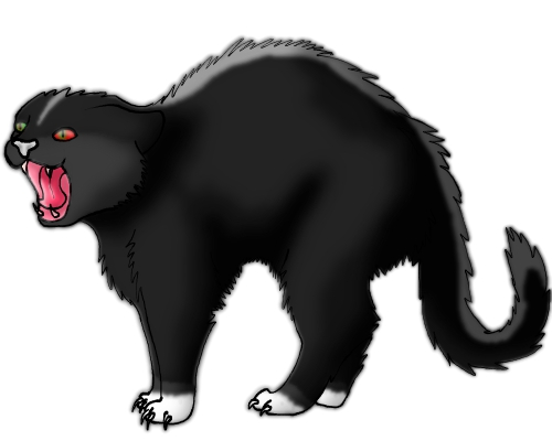 File:Dark forest hissing cat for collab by mspugluver-d57h8cp.jpg