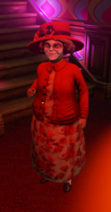 Red Crier - Madame