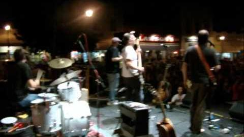 THE GOURDS - Beaufort Music Festival - 2012 - 1